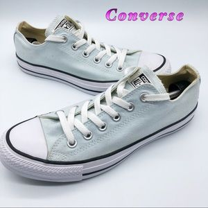 Converse-Pale Mint Classic low All 🌟sneaker W9 M7
